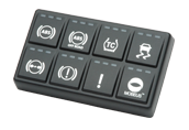 CAN-bus Keypads